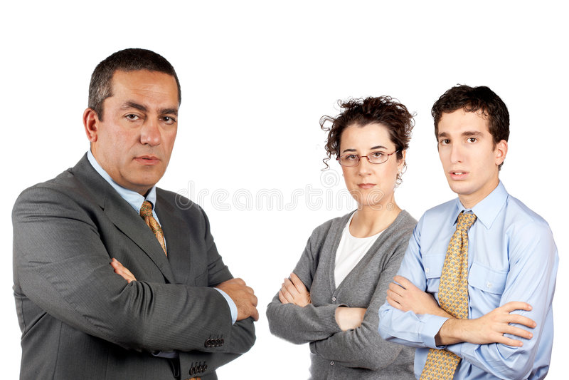 Download επιχειρησιακή CEO ομάδα στοκ εικόνα. εικόνα από αντιπρόσωπος - 1548531