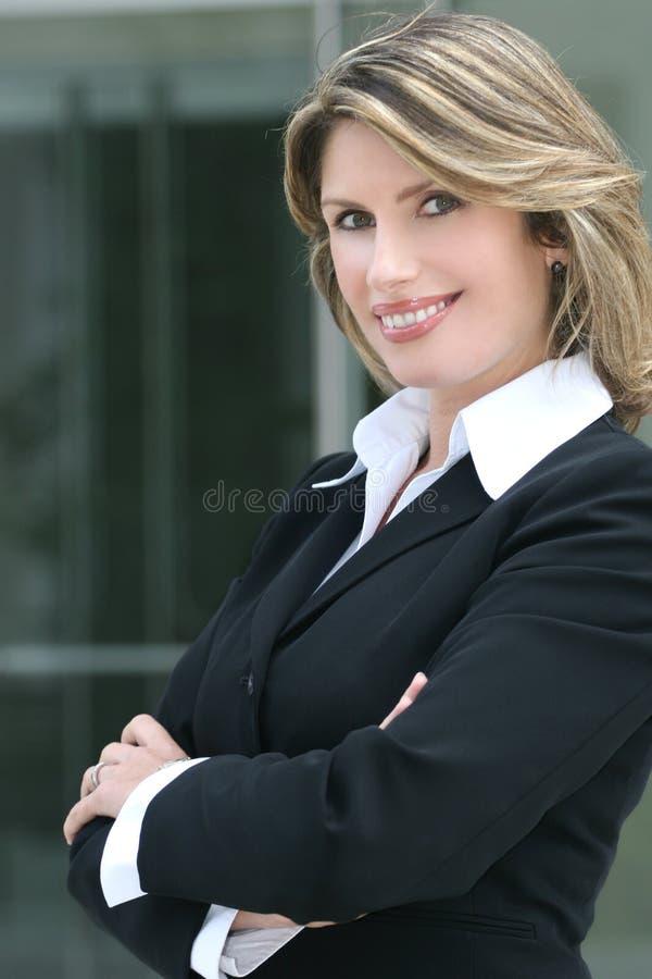 επιχειρησιακή corproate headshot γυναί&kapp στοκ φωτογραφία με δικαίωμα ελεύθερης χρήσης