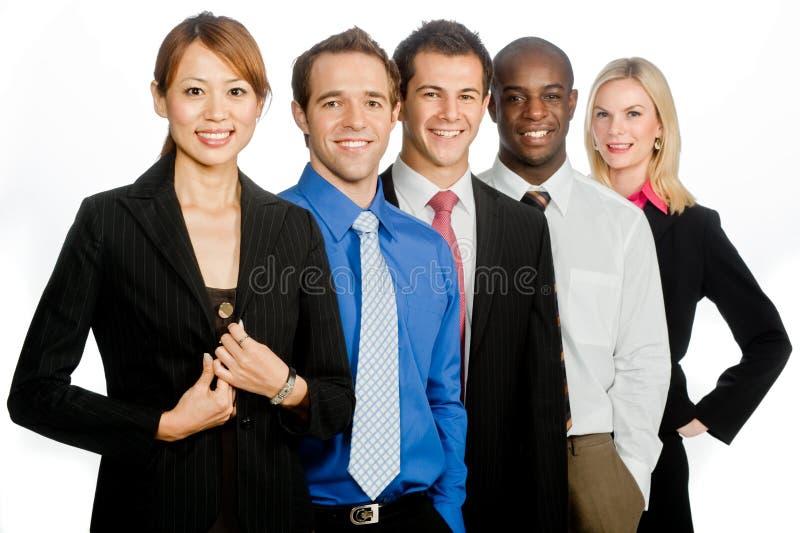 Επιχειρησιακοί επαγγελματίες στοκ εικόνες