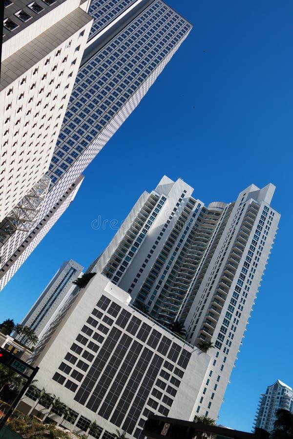 Επιχειρησιακοί πύργοι στοκ φωτογραφίες
