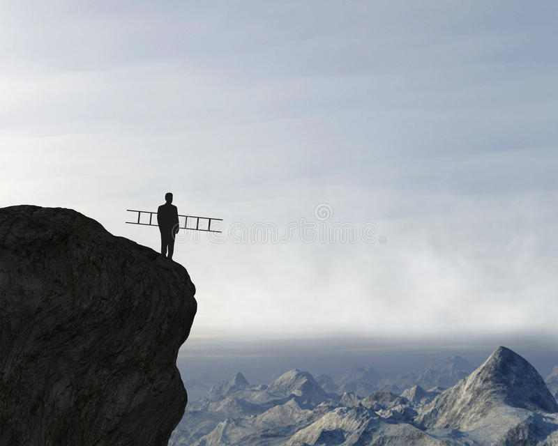 Επιχειρησιακοί στόχοι, πρόκληση, καινοτομία, ιδέες στοκ εικόνες