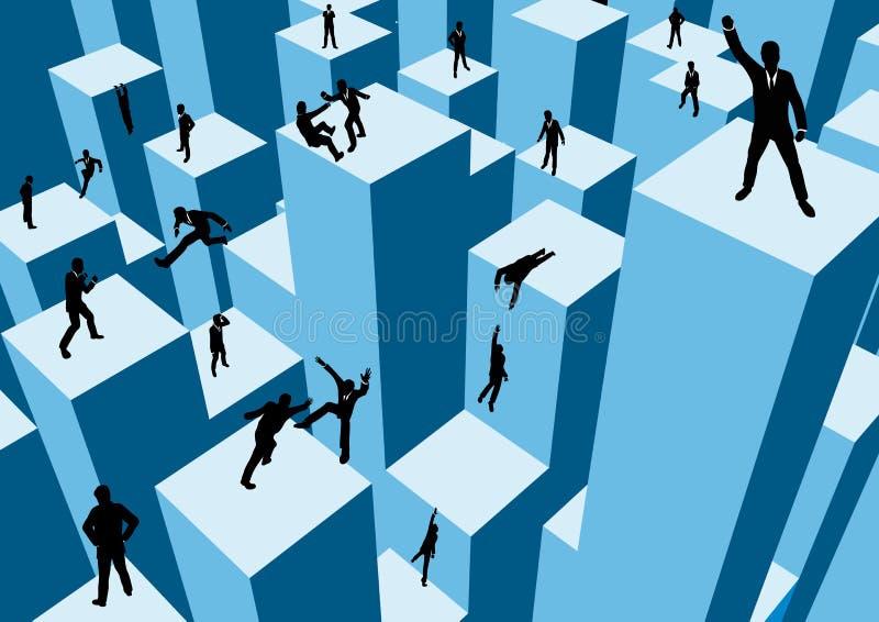 επιχειρησιακός ανταγων&io ελεύθερη απεικόνιση δικαιώματος