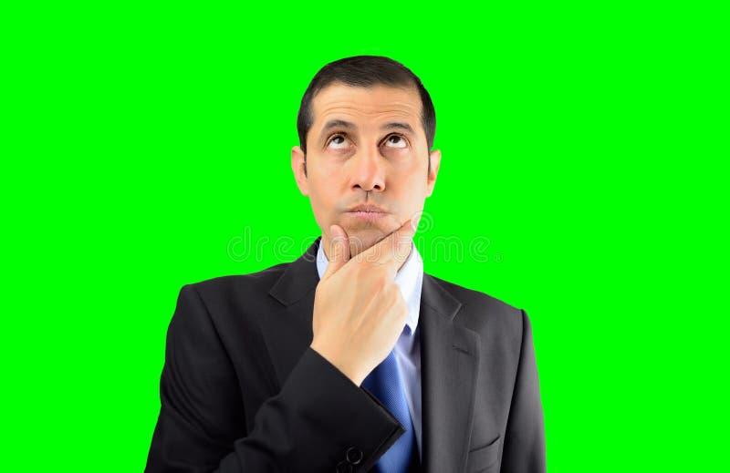 επιχειρησιακό άτομο σκε στοκ φωτογραφίες