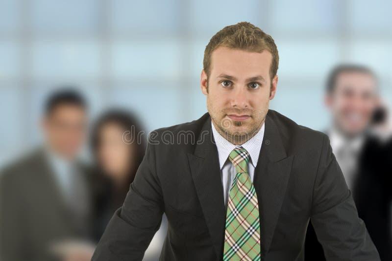 επιχειρησιακό άτομο στοκ εικόνες