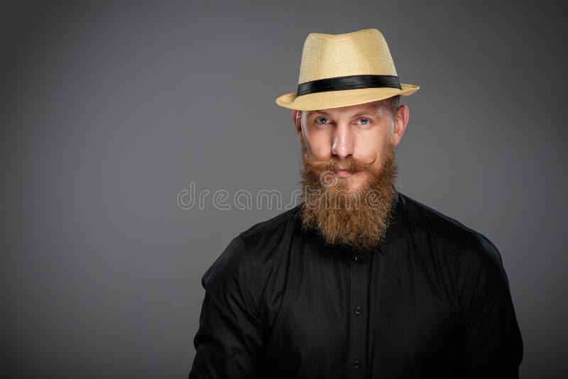 Επιχειρησιακό άτομο Hipster στοκ εικόνα