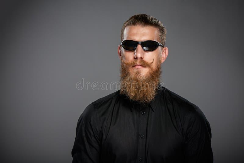 Επιχειρησιακό άτομο Hipster στοκ εικόνα με δικαίωμα ελεύθερης χρήσης