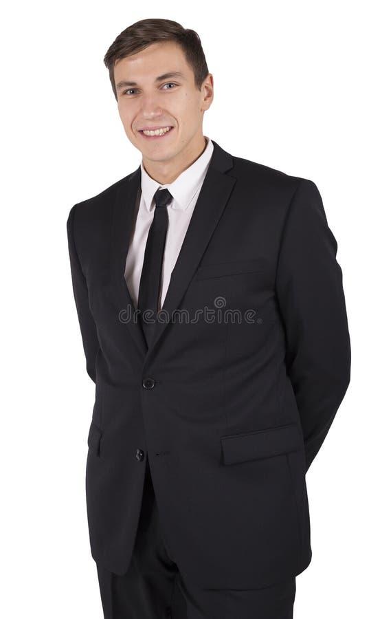 επιχειρησιακό αρσενικό πρότυπο κοστούμι στοκ φωτογραφίες με δικαίωμα ελεύθερης χρήσης