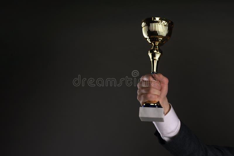 Επιχειρησιακό βραβείο στοκ εικόνα με δικαίωμα ελεύθερης χρήσης