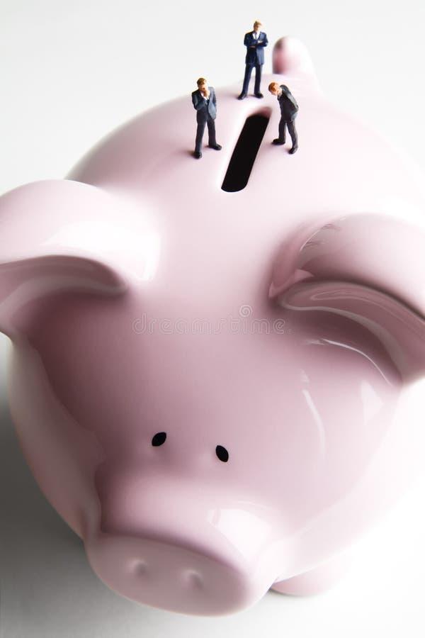 επιχειρησιακό δάνειο μι&kapp στοκ εικόνες