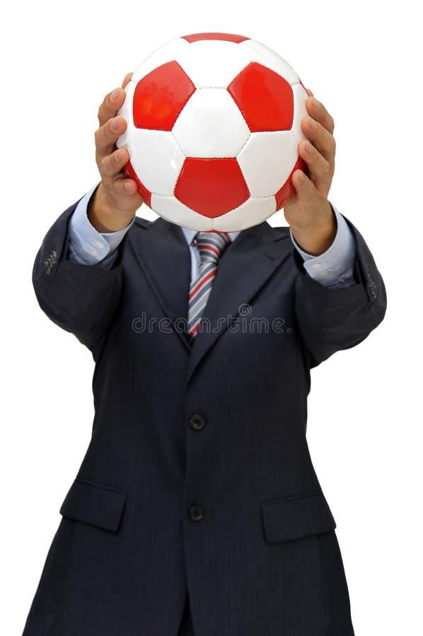 επιχειρησιακό ποδόσφαιρ& στοκ εικόνες