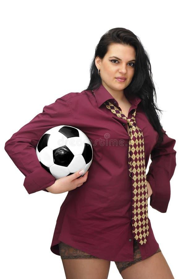 επιχειρησιακό ποδόσφαιρ& στοκ εικόνες με δικαίωμα ελεύθερης χρήσης