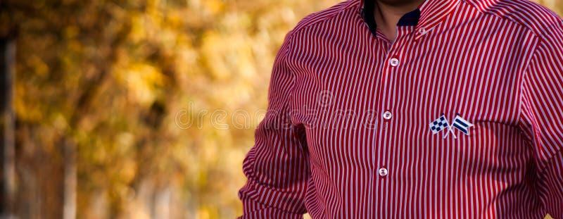 Επιχειρησιακό πουκάμισο στοκ εικόνες με δικαίωμα ελεύθερης χρήσης