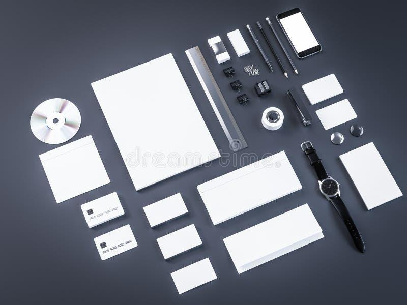 Επιχειρησιακό πρότυπο προτύπων ασφάλιστρο απεικόνιση αποθεμάτων