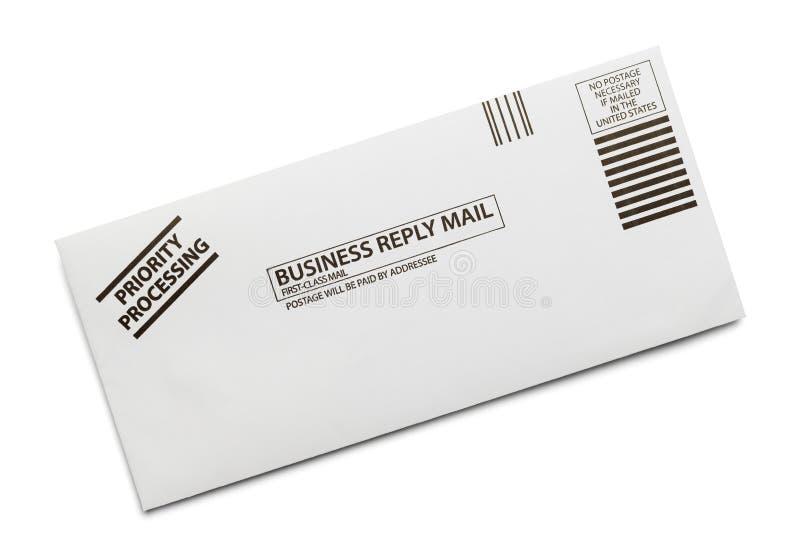 Επιχειρησιακό ταχυδρομείο στοκ εικόνα