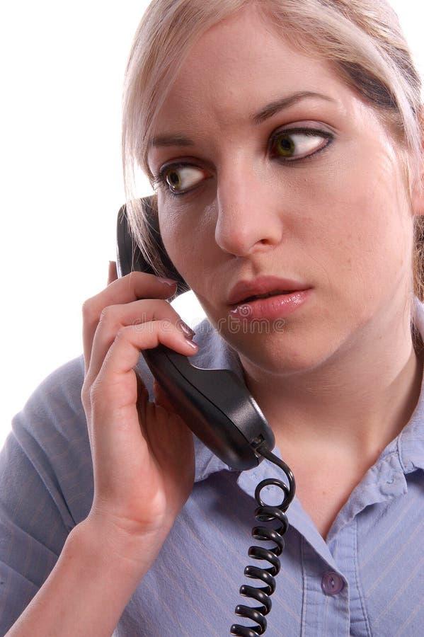 επιχειρησιακό τηλέφωνο στοκ εικόνες με δικαίωμα ελεύθερης χρήσης