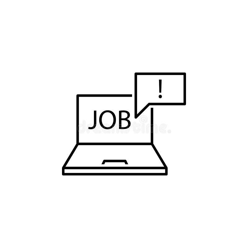 επιχειρησιακό seo, εικονίδιο γραμμών ανακοίνωσης Ομαδική εργασία στην ιδέα E ελεύθερη απεικόνιση δικαιώματος