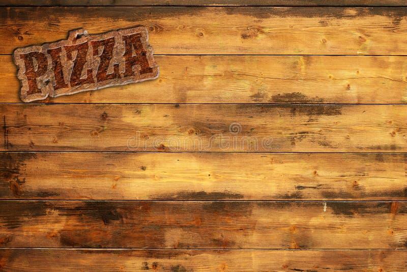 Επιλογές πιτσών απεικόνιση αποθεμάτων