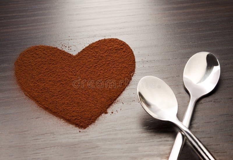 Επιδόρπιο σοκολάτας στοκ εικόνες με δικαίωμα ελεύθερης χρήσης