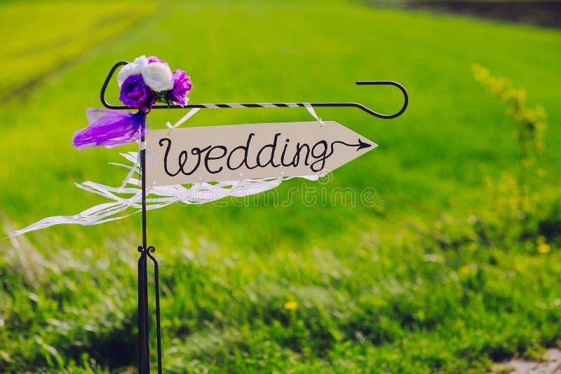 Επονομαζόμενος βέλος γάμος στοκ εικόνες με δικαίωμα ελεύθερης χρήσης