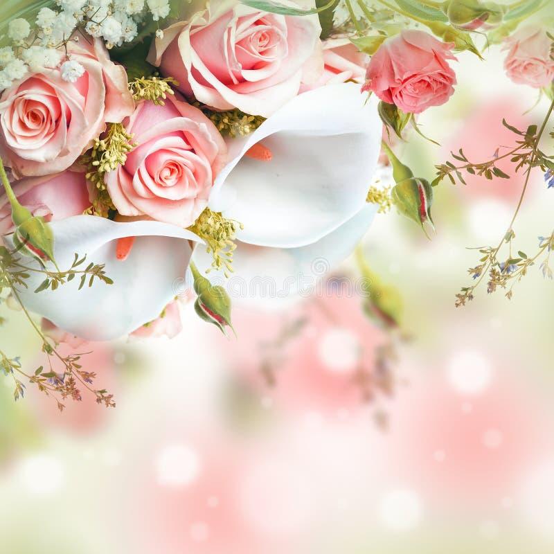 λεπτομερές ανασκόπηση floral διάνυσμα σχεδίων ελεύθερη απεικόνιση δικαιώματος