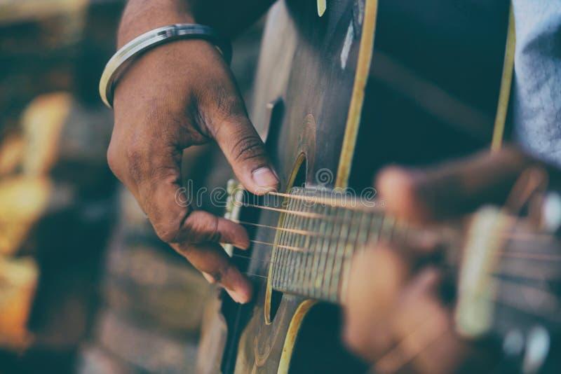 εραστής κιθάρων στοκ φωτογραφίες με δικαίωμα ελεύθερης χρήσης