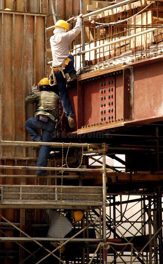 Download εργάτες οικοδομών στοκ εικόνα. εικόνα από ασία, φτηνός - 1528847