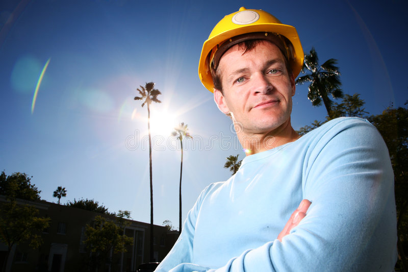 εργάτης οικοδομών στοκ φωτογραφίες με δικαίωμα ελεύθερης χρήσης