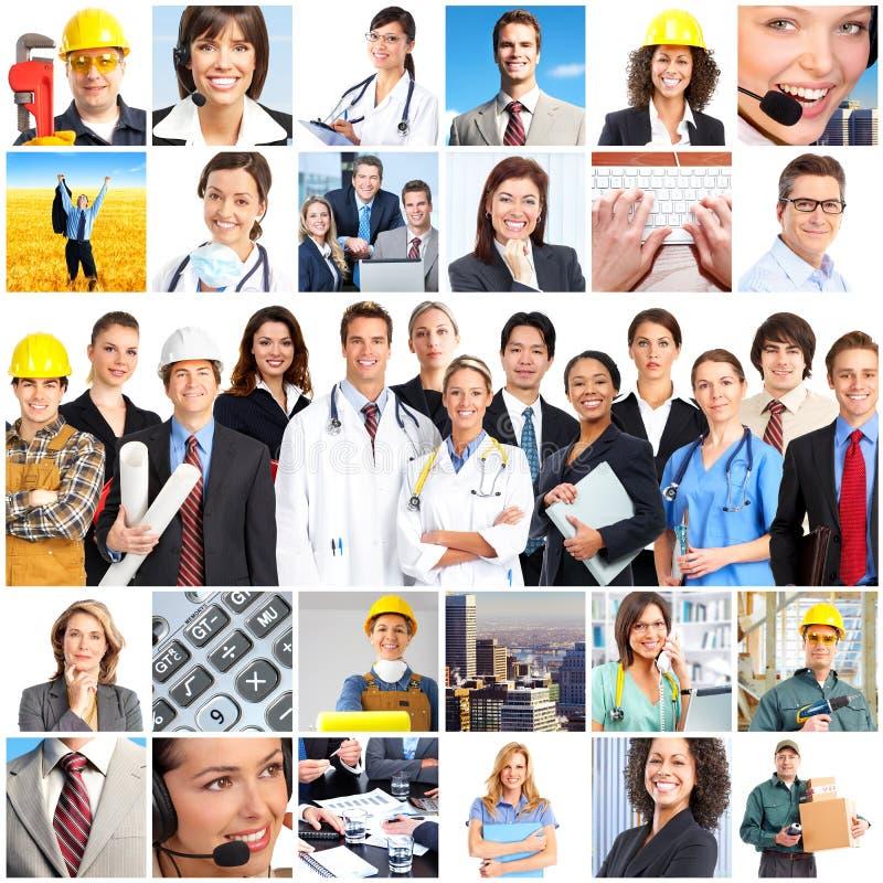 εργαζόμενοι ανθρώπων στοκ εικόνα με δικαίωμα ελεύθερης χρήσης
