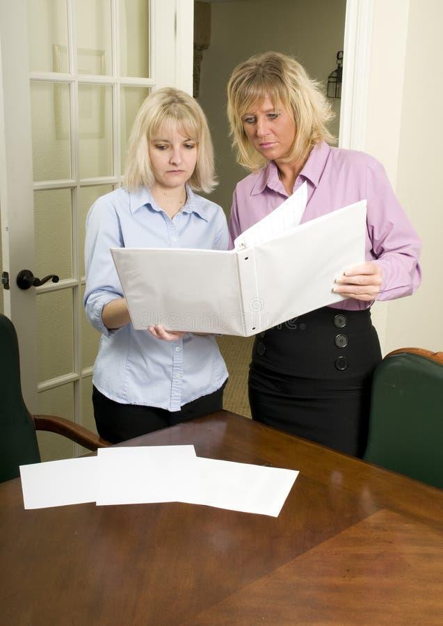 εργαζόμενοι γυναικών στοκ εικόνες