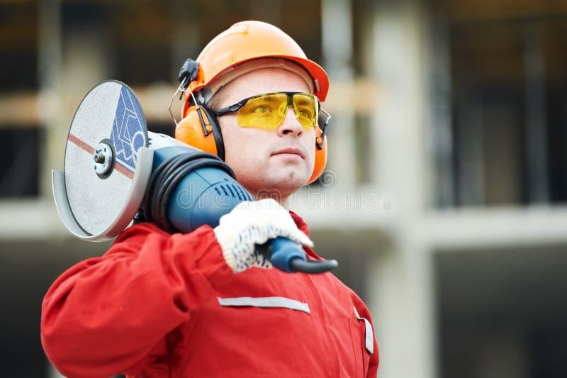 εργαζόμενος εργοτάξιων &o στοκ φωτογραφίες