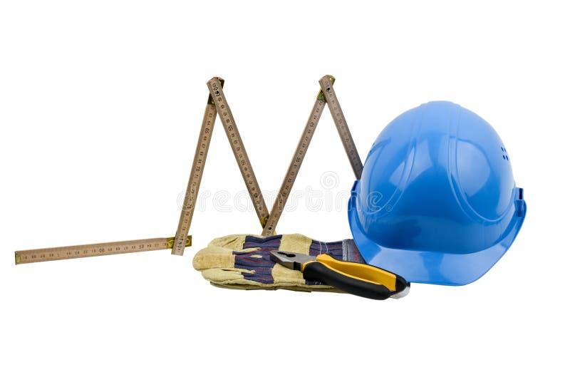 εργαλεία κατασκευής Στοκ Φωτογραφία
