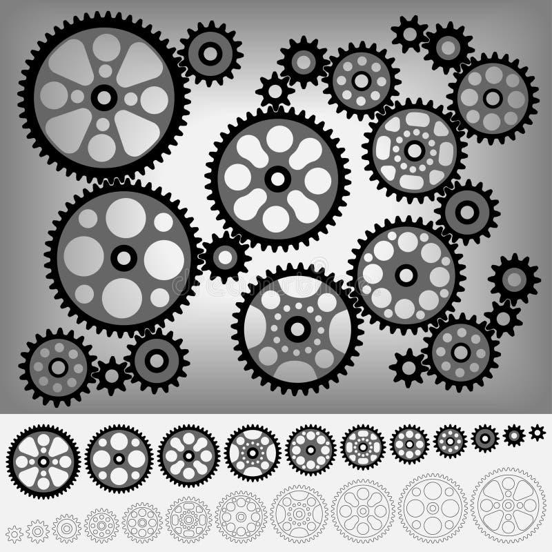 εργαλείο συλλογής διανυσματική απεικόνιση