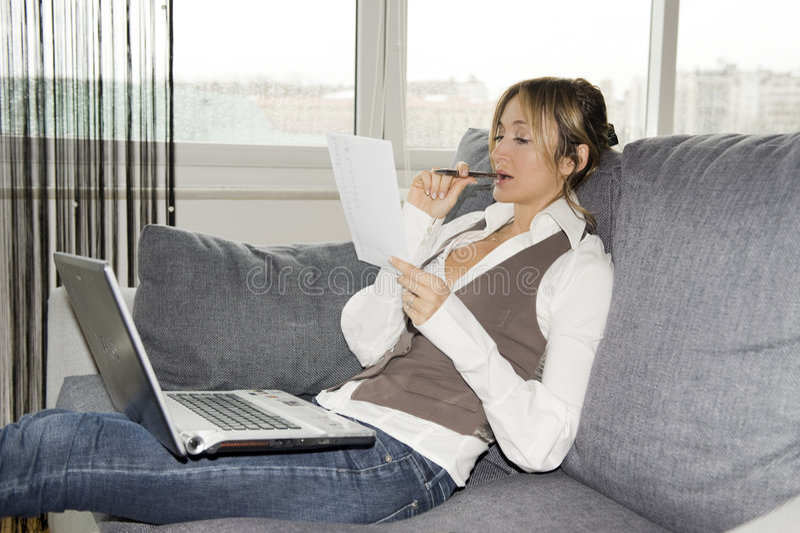 εργασία άνεσης στοκ φωτογραφίες με δικαίωμα ελεύθερης χρήσης