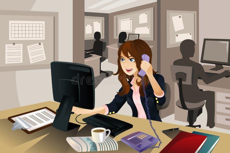 εργασία γραφείων επιχει& απεικόνιση αποθεμάτων