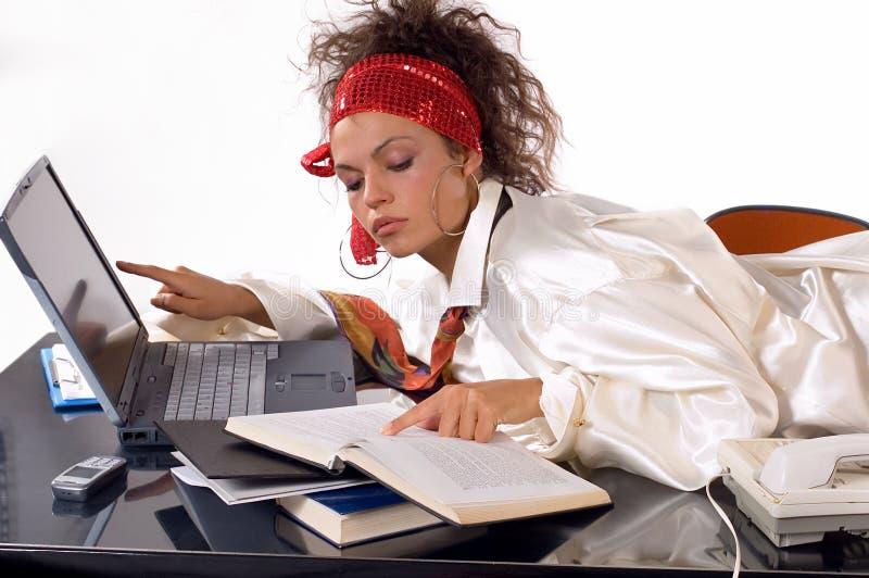 εργασία γραφείων στοκ εικόνα με δικαίωμα ελεύθερης χρήσης
