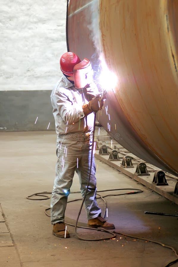 Download εργασία οξυγονοκολλ&et στοκ εικόνα. εικόνα από εργοστάσιο - 13182621
