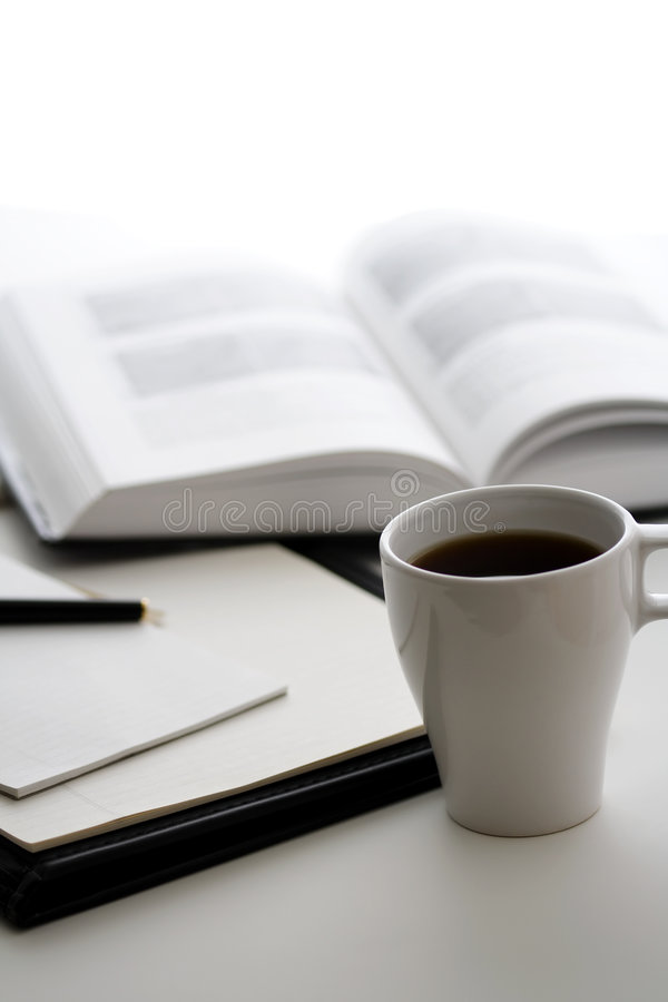 εργασία πρωινού στοκ εικόνα με δικαίωμα ελεύθερης χρήσης