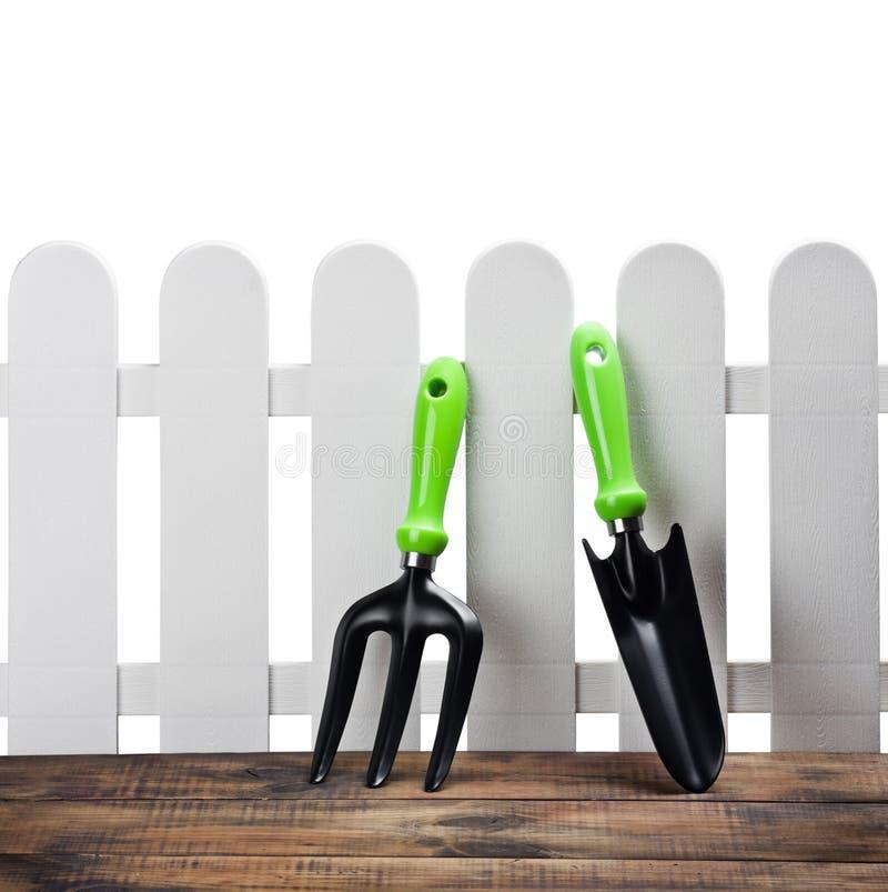 Εργαλεία για στον κήπο στοκ φωτογραφία