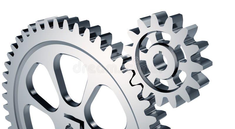 Εργαλεία που απομονώνονται σε ένα άσπρο υπόβαθρο διανυσματική απεικόνιση