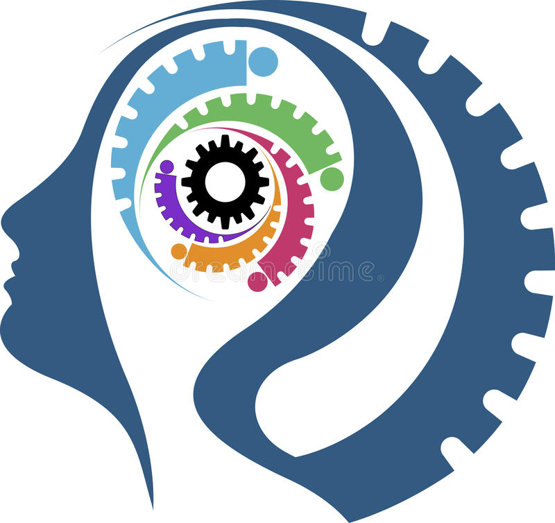 Εργαλείο μυαλού απεικόνιση αποθεμάτων
