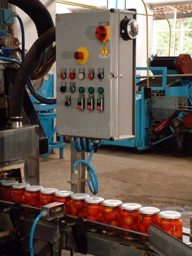εργοστάσιο εποχιακό στοκ φωτογραφία με δικαίωμα ελεύθερης χρήσης