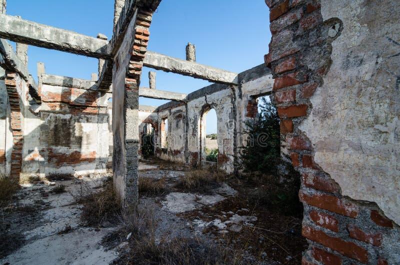 Εργοστάσιο μέσα στοκ φωτογραφία