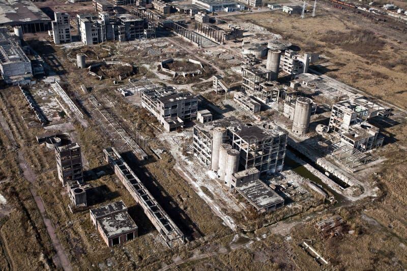 εργοστάσιο παλαιό στοκ φωτογραφία