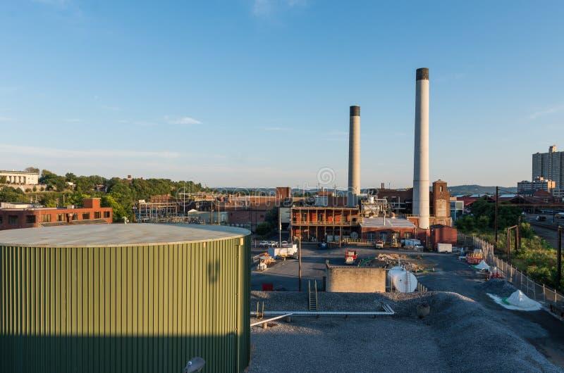 Εργοστάσιο του Χάρισμπουργκ στοκ εικόνες με δικαίωμα ελεύθερης χρήσης