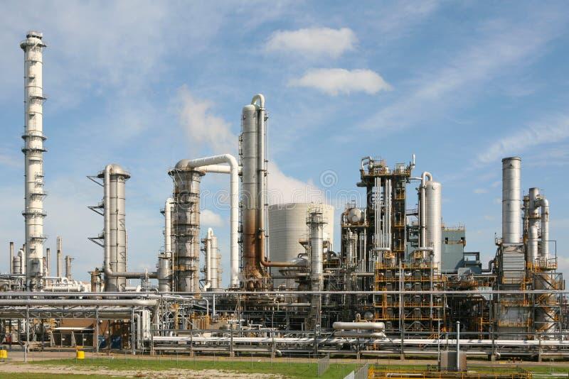 εργοστάσιο χημικής βιομηχανίας στοκ φωτογραφία με δικαίωμα ελεύθερης χρήσης
