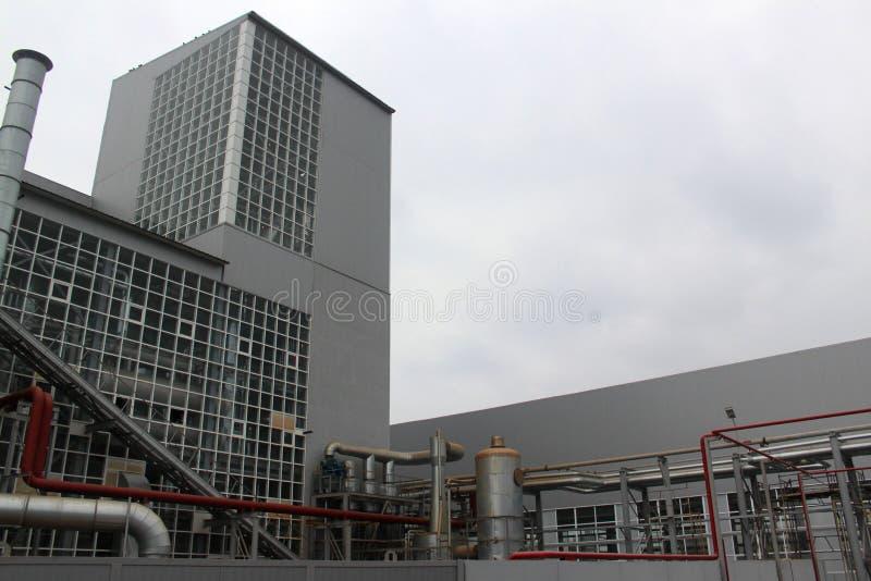 Εργοστάσιο στοκ εικόνες