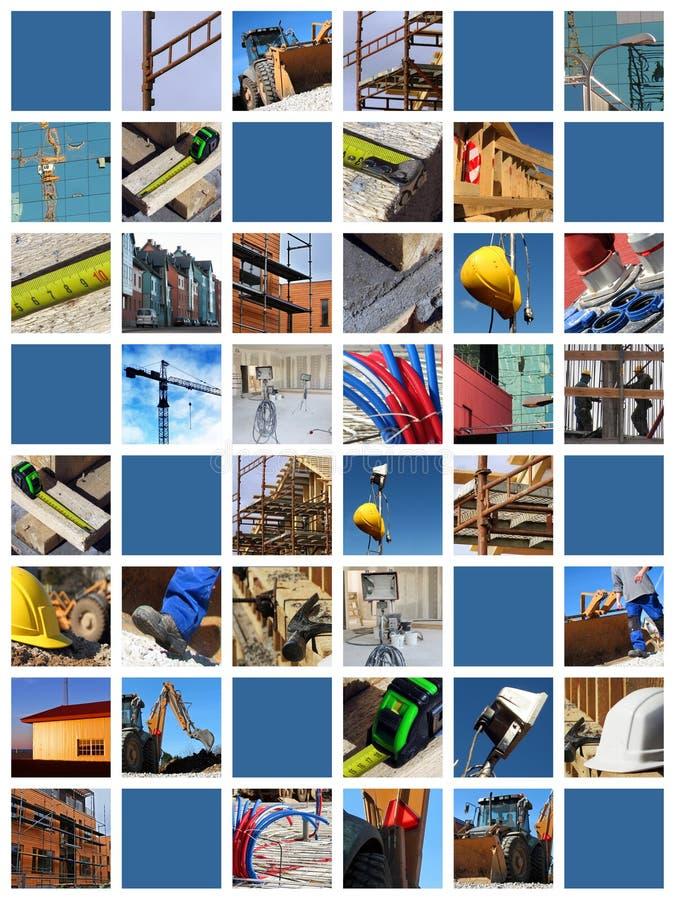 εργοτάξιο οικοδομής κ&omicr στοκ εικόνες
