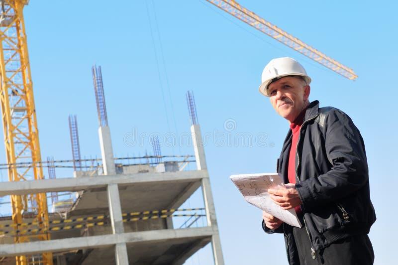 εργοτάξιο οικοδομής ο&iot στοκ εικόνες