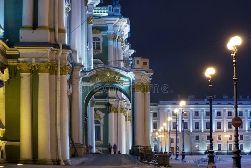 ερημητήριο Πετρούπολη Ρωσία ST στοκ φωτογραφία με δικαίωμα ελεύθερης χρήσης