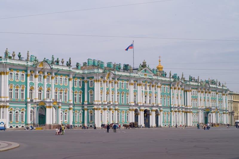 ερημητήριο Πετρούπολη ST στοκ φωτογραφία